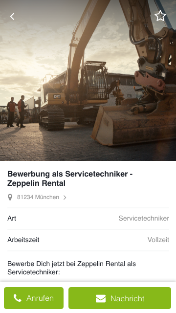 Employer Branding (Zeppelin Rental)